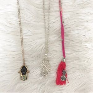 Jewelry - Boho Necklace Pack